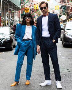 [ART] Couples Street Look. : streetwear