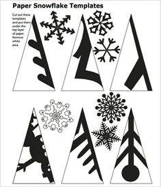DIY Papier Diy paper snowflakes pattern snowflake 59 ideas Using A Room Humidifier For Health Aspect Paper Snowflake Template, Paper Snowflake Patterns, Snowflake Craft, Christmas Snowflakes, Diy Snowflakes, Snowflake Cutouts, Diy Snowflake Decorations, Paper Christmas Decorations, Frozen Snowflake