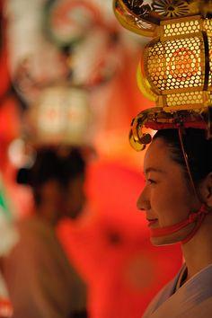 Yamaga Lantern Festival, Kumamoto Prefecture, Japan