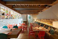 "restaurant  | ""alma maría"" | sao paulo, brazil | by studio arthur casas."