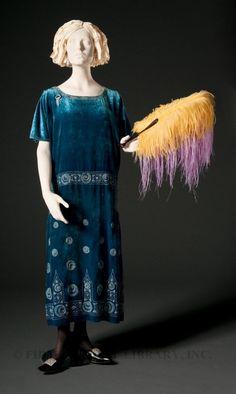 Dress 1922 The FIDM Museum