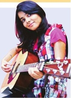 Check out Shraddha Sharma on ReverbNation
