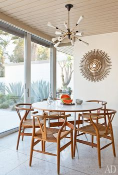 Wishbone Chairs | HOME DECOR
