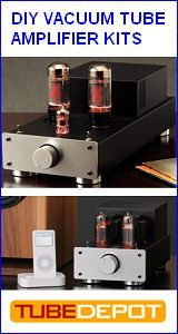 DIY Tube Amplifier Kits at TubeDepot