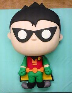 Teen Titans Go Robin