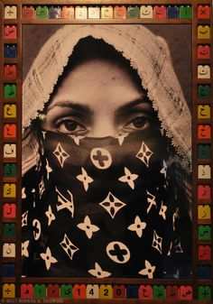 Houston, FotoFest 2014 ~ The Arab