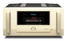 Accuphase A-200 Class-A Monophonic Power Amplifier
