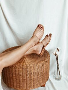 f7b9f0db0234 Ashley-Summer-Co-Womens-Tan-Leather-Sandals-Woven-
