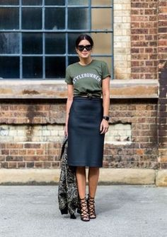 Summer Street Style Outfits 5