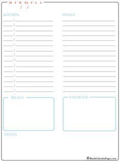 December Daily Calendar Printable Planner  Printable Calendars