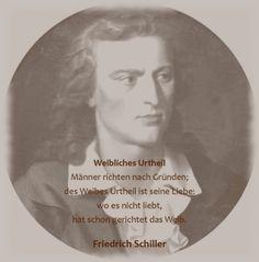 Über Friedrich Schiller – Zu unserer Filmreihe DaF am 21.1.2015, DIE GELIEBTEN SCHWESTERN