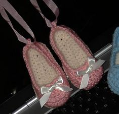 Ravelry: Crochet Pattern- ballet shoes, mary janes, Loafers and Slippers for little girl and baby pattern by Cathy Ren