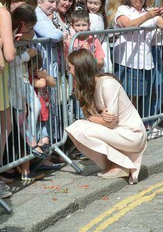 She's just like Diana in so many ways.