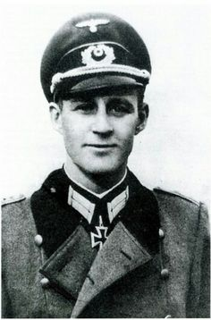 "✠ Friedrich von Koenen (June 28th, 1916 - 	August 20th, 1944) RK 16.09.1943 Hauptmann Kdr III./Rgt 4 ""Brandenburg"""