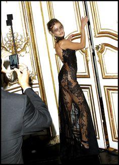 Strike a pose. Instaglam. #VictoriasSecret #Lingerie