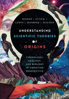 Understanding Scientific Theories of Origins Book Cover on Behance