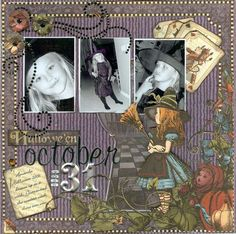 Layout: October 31