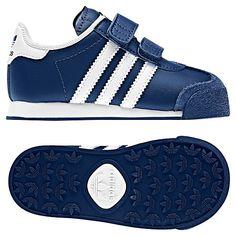 6f7efc3ea7574 adidas Samoa Easy-Closure Shoes Having A Baby