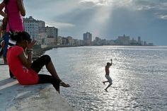 Cuba, Malecon