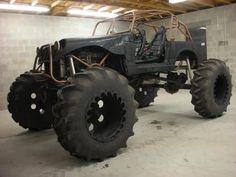 Big jeep.....who wants to go muddin?