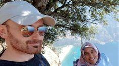 Τούρκος κατηγορείται ότι έσπρωξε από γκρεμό την έγκυο γυναίκα του – Η «ρομαντική» selfie πριν την πτώση Mens Sunglasses, Style, Swag, Man Sunglasses, Men's Sunglasses