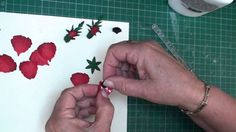 Create a Flower - Poppy