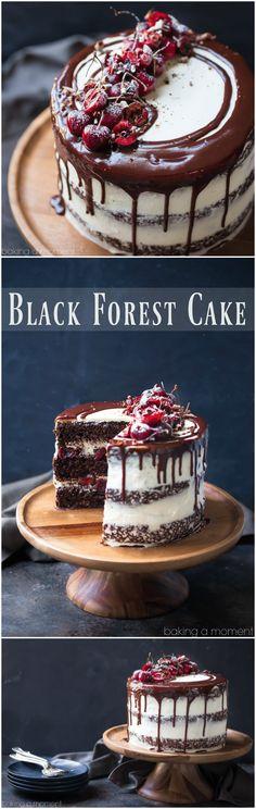 Black Forest Cake: m