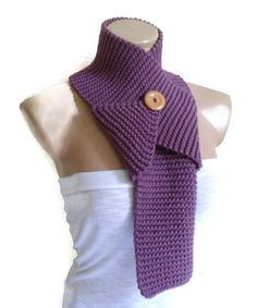 A perfect gift for that special person in your life.  Handmade exclusively by Josie    This scarf is light for those chilly mornings in the winter