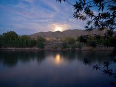 Mega Moon Rise Taos