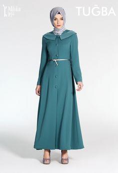Model Baju Muslim Casusal Terpopuler Dan Termodis