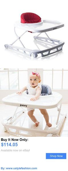 Baby walkers: Joovy Spoon Walker, Red BUY IT NOW ONLY: $114.05 #ustylefashionBabywalkers OR #ustylefashion