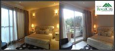 Sample Flat-Master Bedroom