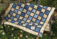 Denim quilt ideas: one day I'm making me a denin quilt!