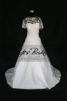 ivanka trump wedding dress   Ivanka Trump A-line High Collar Semi-cathedral Train Lace Wedding ...