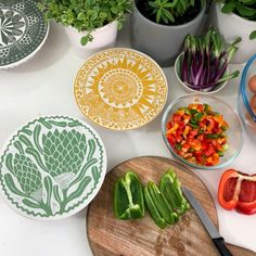 Dish and Bowl Cover: Small Fern, Fresh Rolls, Avocado Toast, Dishes, Store, Breakfast, Cover, Ethnic Recipes, Products