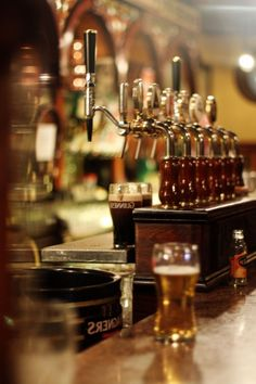 The Crown Bar - Belfast - fancy a pint?