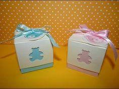 tutorial scatolina cubotto - YouTube