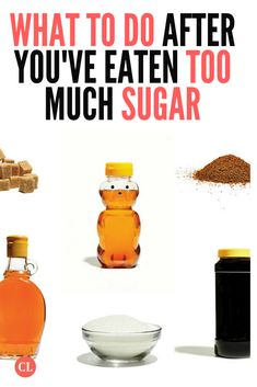Our dietitian tells you how to combat your sugar hangover. Hangover Food, Hangover Remedies, Strawberry Nutrition Facts, Healthy Eating Guidelines, Meal Plans To Lose Weight, Ate Too Much, Eat Smart, Nutrition Guide, Cooking Light