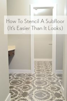 how-to-stencil-a-subfloor