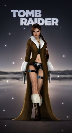 Tomb Raider  - Tibet Heavy by FearEffectInferno.deviantart.com on @deviantART