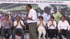 GradoCeroPress insert del gobernador Astudillo en Huitzuco