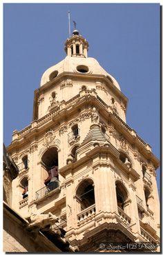 Catedral de Santa María - Murcia ESPAÑA