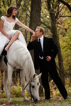 Brides and horses - Bing Images