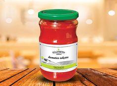 Organik Domates Salçası 650 gr.
