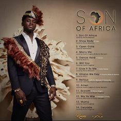 … The post Sarkodie, Shatta Wale and Samini Feature On Kuami Eugene's Son Of Africa Album appeared first on Music Arena Gh.