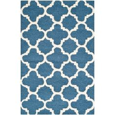 Cambridge Navy/Ivory (Blue/Ivory) 2 ft. 6 in. x 4 ft. Area Rug