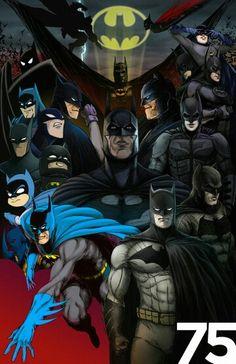 I'm Bat-Man