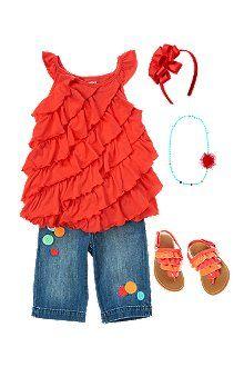 Crazy8.com - Girls Clothes, Kids Clothes, Children's Clothing and Girls Clothing at Crazy 8