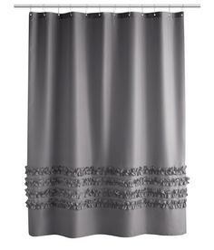 black and gray shower curtain. H M Grey Ruffle Shower Curtain White  Black And Silver Gray Shower Curtain Sequins 72in X