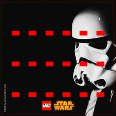 LEGO Minifigures Star Wars Stormtrooper - Display Frame Background 230mm - Clicca sull'immagine per scaricarla gratuitamente!